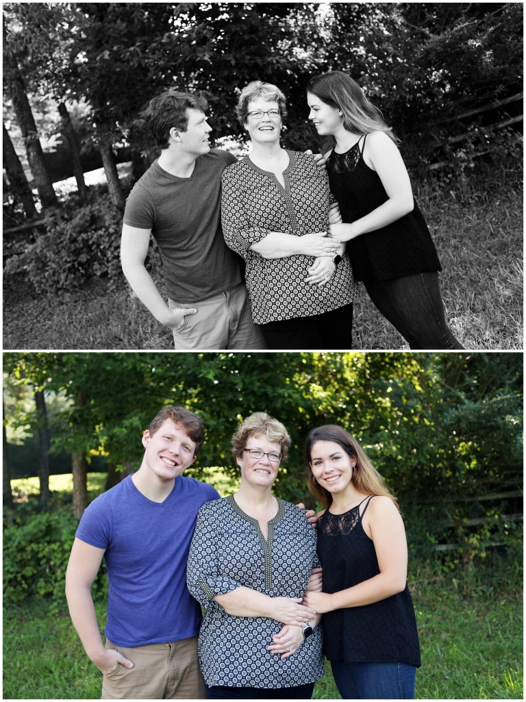 lynchburg ec glass high school senior portraits twins siblings brother sister pictures photographer