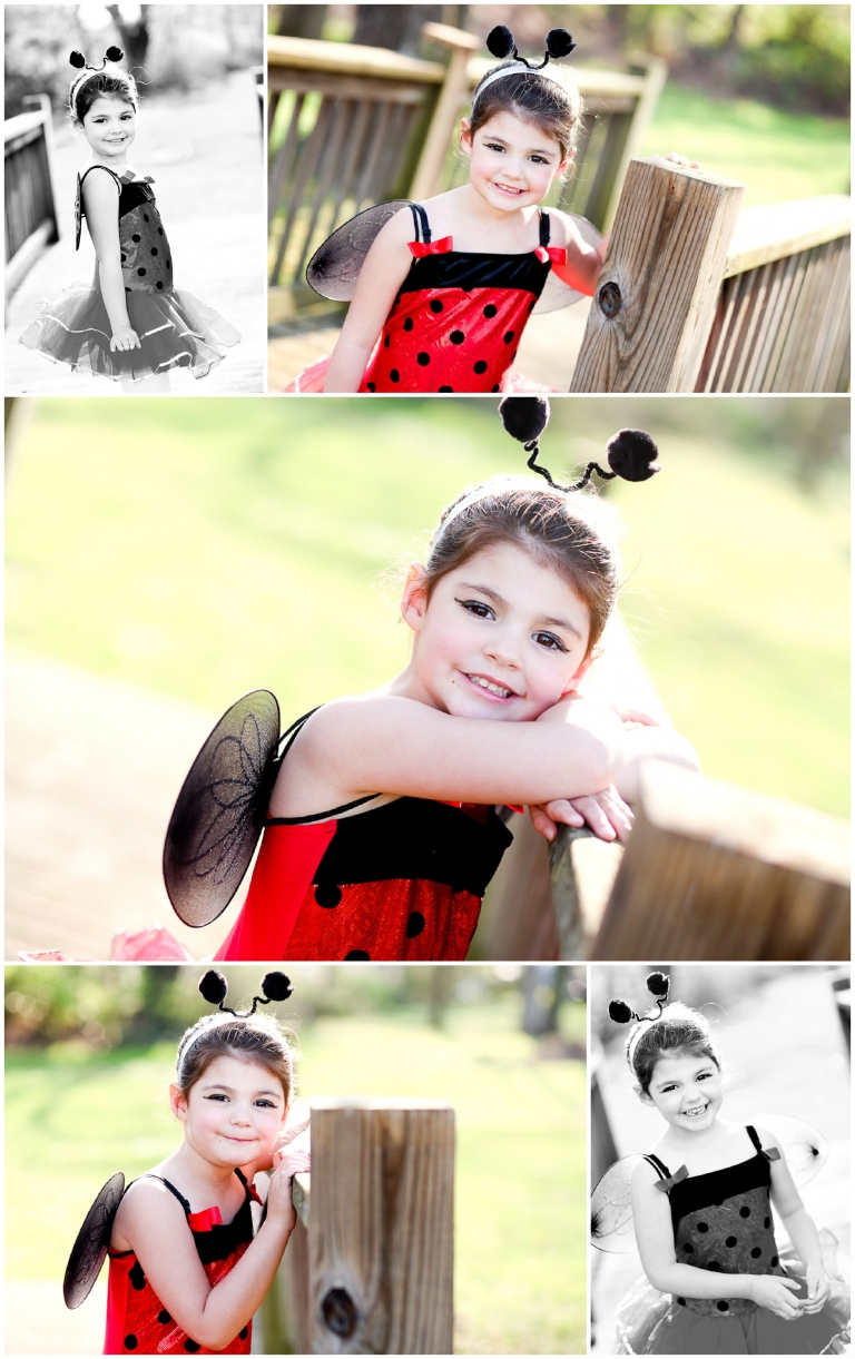 d002736598b1 Charlottesville Dancer Portraits in Her Dance Recital Costume in ...