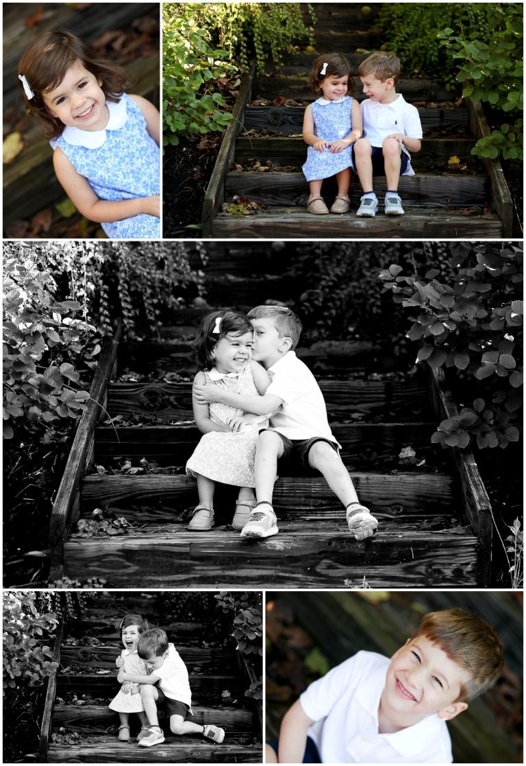 Charlottesville Family Portraits Gorgeous Home Albemarle County cville photographer pictures siblings fall residence.