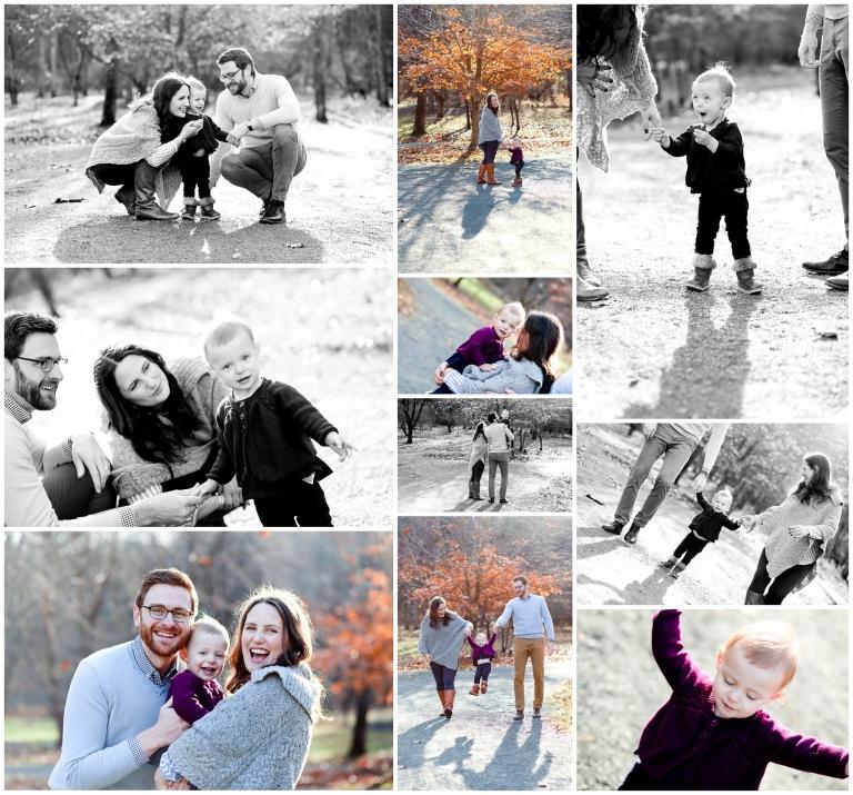 charlottesville family portrait photographer winter fall session monticello trail cville fluvanna albemarle toddler girl pictures
