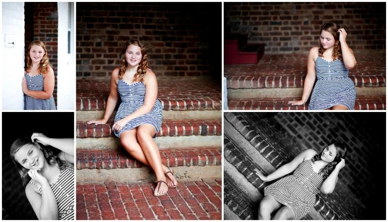 Fluvanna Teenager Summer Birthday Portraits Charlottesville Cville Teen Fluco lake monticello photographer Dancer Ballerina dance 13 genx pictures