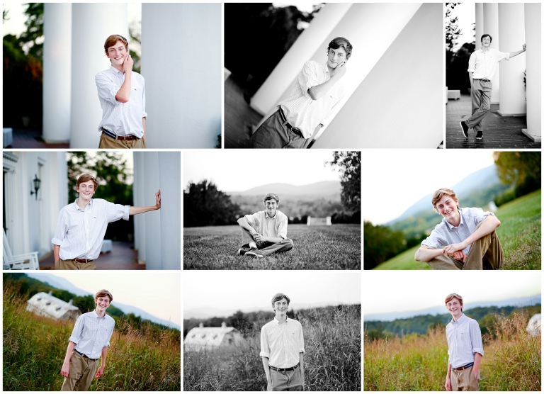 St. Anne's-Belfield School Senior Portraits in Charlottesville high school photographer albemarle albemarle stab class of 2020 photography virginia st annes