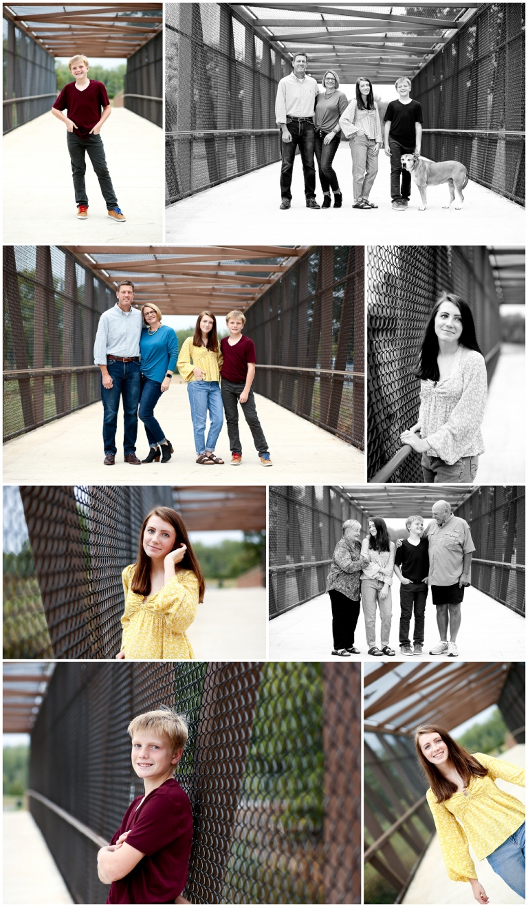 Albemarle County Family Fall Portraits Charlottesville with Grandparents extended grandchildren photography pictures photography cville autumn virginia