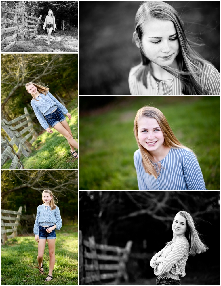 Lake Monticello Teenage Girl Spring Portraits Fluvanna Photographer Coronacation Pictures springtime photoshoot session 2020 senior high school break