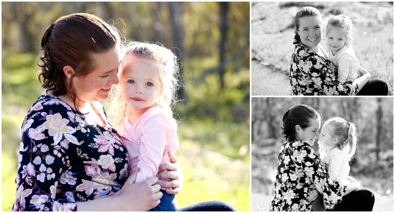 Virginia Beach Family with Twin Girls Spring Portraits on Blue Ridge Parkway Charlottesville Photographer pictures cville photography Wintergreen
