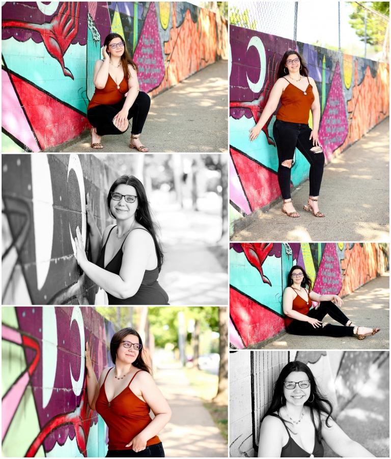 Fluvanna County High School Senior Portraits in Charlottesville FCHS 2021 Graduate Cville Photographer Fluco FCHS21 Pics pictures urban photoshoot teen girl