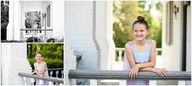 Fluvanna Ballerina Dance Portraits in Gordonsville dancer pictures Charlottesville Cville Photographer Recital Dancing Girl Virginia Spring